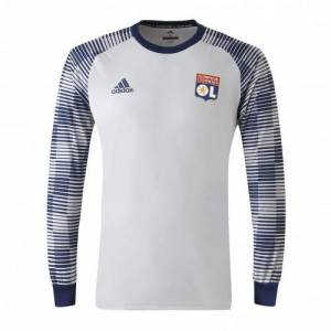 adidas Maillot Entrainement Gardien Adulte Stone 19/20  - S OL - Foot Lyon
