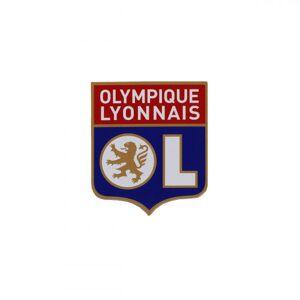 Olympique Lyonnais Magnet Logo  OL - Foot Lyon