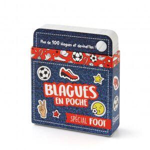 Olympique Lyonnais Blagues en poche - spécial foot OL - Foot Lyon