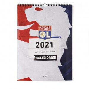 Olympique Lyonnais Calendrier Mural Joueurs 2021  OL - Foot Lyon