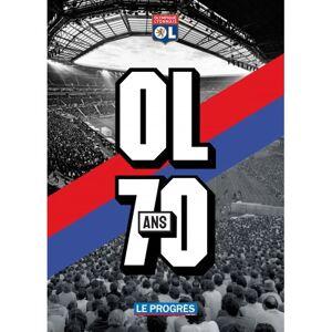 Olympique Lyonnais Livre OL 70 ans OL - Foot Lyon