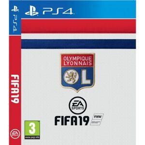 Olympique Lyonnais FIFA 19 Edition OL PS4  OL - Foot Lyon
