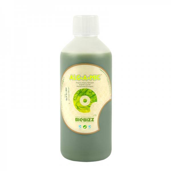 """BIOBIZZ """"Biobizz - Alg A Mic 500ml , cocktail d'algues , stimulant vitalité , booster de croissance"""""""