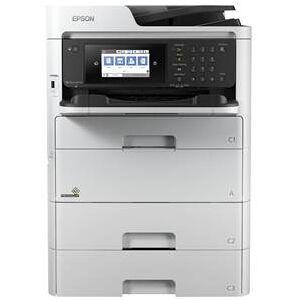 Epson WorkForce Pro WF-C579RD2TWF (C11CG77401BR) - Imprimante Couleur Multifonctions