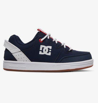 DC Shoes Syntax - Baskets pour Garçon - Bleu - DC Shoes