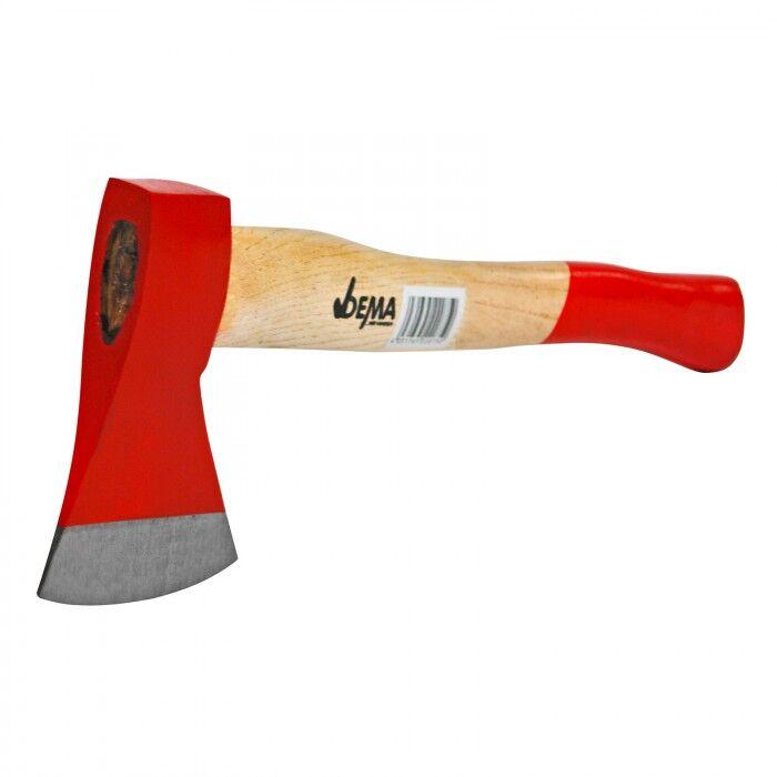 Dema Hache avec manche en bois de frêne 600 g / 37 cm