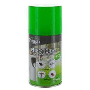 PROTECTA Insecticide pyrèthre végétal haute concentration - Aérosol 250 ml