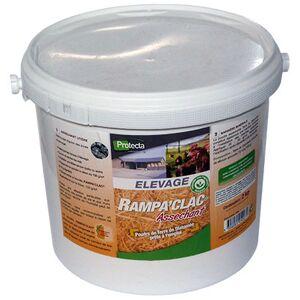 PROTECTA Insecticide Terre de Diatomée naturelle - Seau 2 Kg