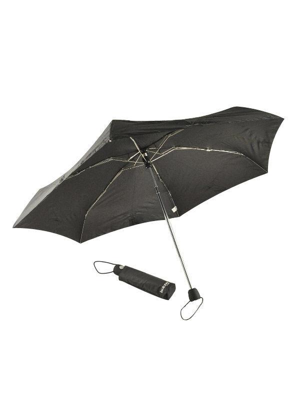 ISOTONER Parapluie Auto Mini Isotoner Noir