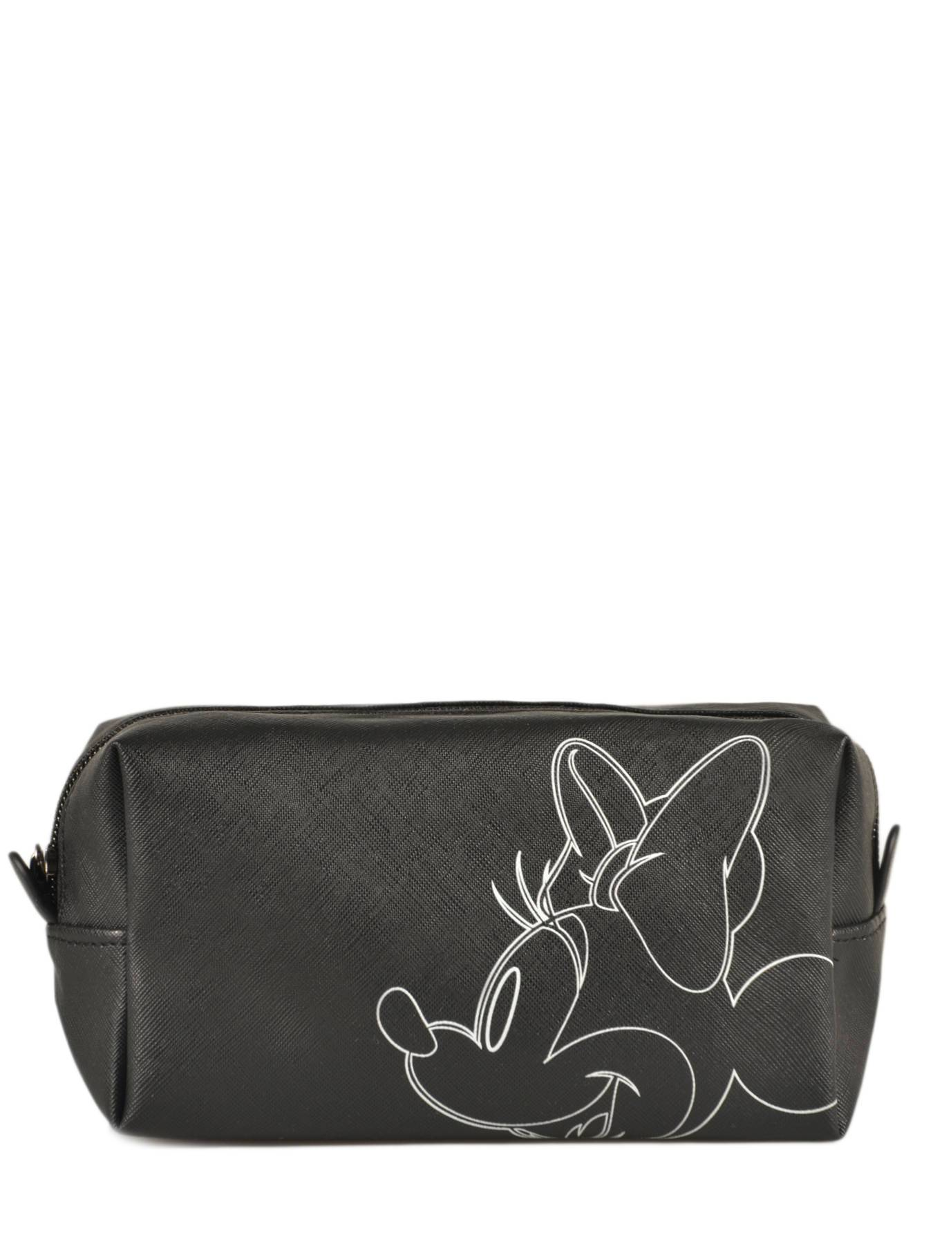 Disney MINNIE Trousse Forever Famous Minnie Noir