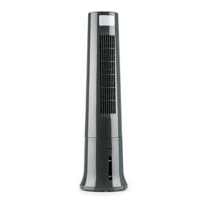 Klarstein Highrise Ventilateur rafraichisseur humidificateur 35W 2,5L Pack glace