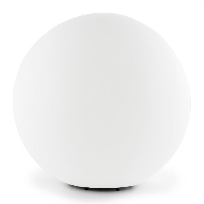 Lightcraft Shineball M Boule lumineuse de jardin 30cm Blanc