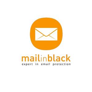 MailInBlack Premium - 5 adresses emails   - Abonnement 2 ans