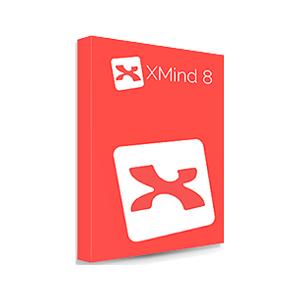 XMind Pro 8 - Mise à jour à partir de toutes les versions antérieures / Plus - licence perpétuelle - 1 utilisateur