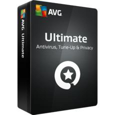 AVG Ultimate - Nombre d'appareils illimités - Abonnement 2 ans - Offre Max