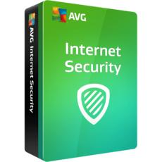 AVG Internet Security - Nombre d'appareils illimités - Abonnement 2 ans