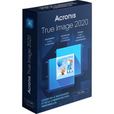 Acronis True Image Premium - 5 appareils + 1 To de Stockage - Abonnement 1 an