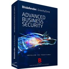 Bitdefender GravityZone Advanced Business Security - Echange concurrentiel - 20 postes - Abonnement 2 ans
