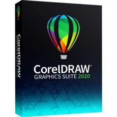 CorelDRAW Graphics Suite 2020 - Mac - Licence perpétuelle - 1 utilisateur