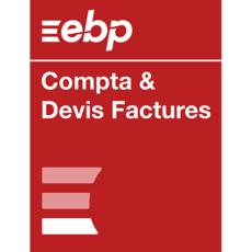 EBP Compta & Devis-Factures Classic - monoposte - Dernière version - Ntés Légales incluses