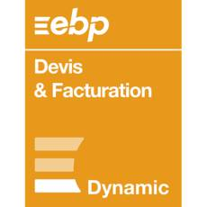 EBP Devis & Facturation DYNAMIC - Abonnement 12 mois