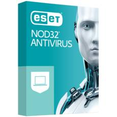 ESET NOD32 Antivirus 2020 - Edition Multiposte - 10 postes - Abonnement 1 an