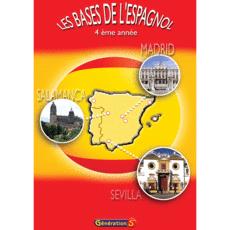Génération 5 Les bases de l'Espagnol - 4ème Année