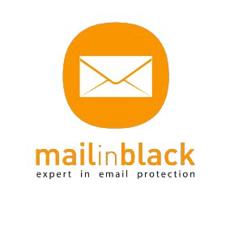 MailInBlack Premium - 15 adresses emails   - Abonnement 1 an