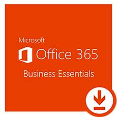 Microsoft Office 365 Business Essentials - 1 utilisateur - PC/Mac/iOS/Android -  Abonnement 3 ans