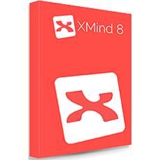 XMind Pro 8 - Mise à jour à partir de toutes les versions antérieures / Plus - licence perpétuelle - 2 utilisateurs