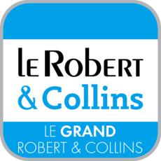 Le Robert Dictionnaire Le Grand Robert & Collins - 3 postes