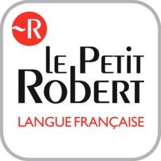 Le Robert Dictionnaire Le Petit Robert de la langue française - 3 postes