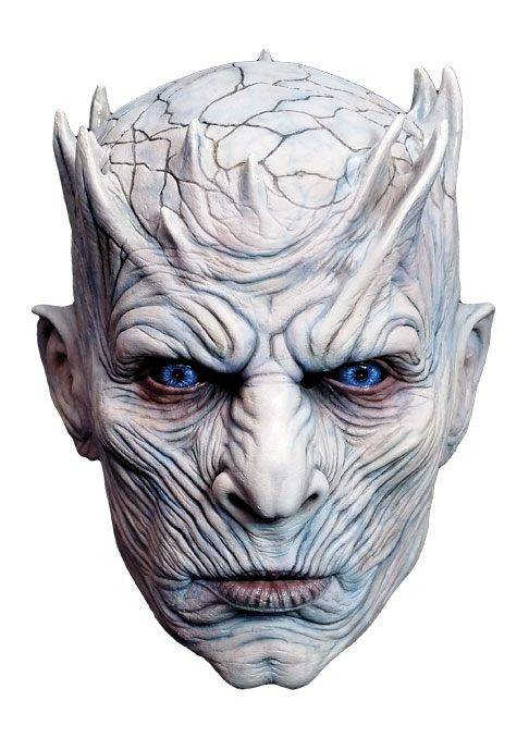 Trick or treat studios Game of thrones masque Roi de la nuit
