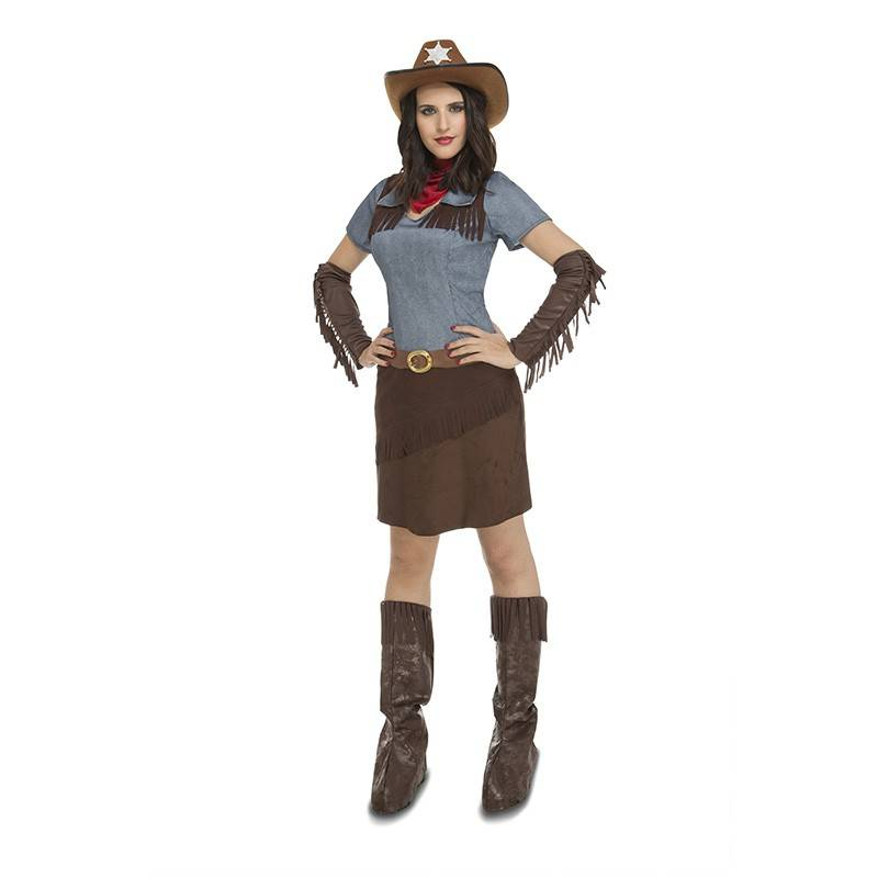 My Other Me DÉGUISEMENT ROBE COWGIRL ADULTE