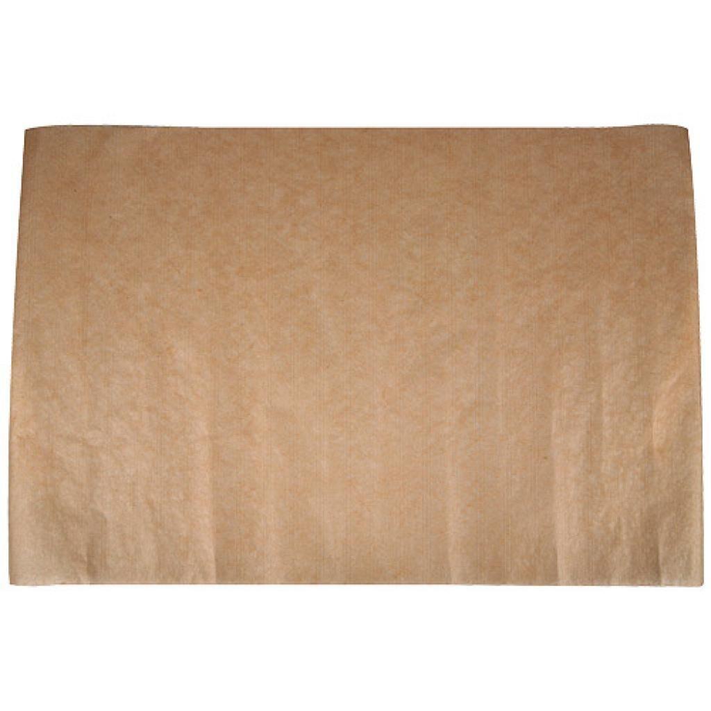 Firplast Papier kraft brun ingraissable en paquet de 10 kg 25x35 cm Firplast