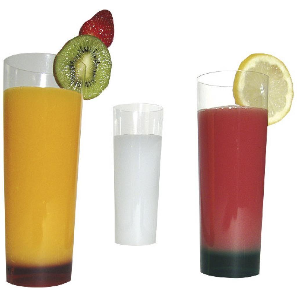 Firplast Verre long drink en PS transparent 32 cl x 500 Firplast