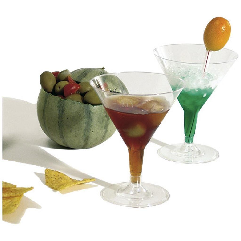 Firplast Verre à cocktail PS 16 cl ligné à 10 cl x 240 Firplast