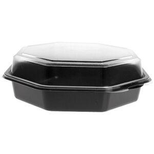 Firplast Saladier Octaview PVC noir Ø 19 cm x 270 Firplast