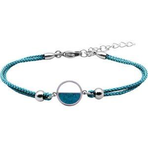 Bijoux Bracelet Demi-Lune Chrysocolle - LABISE