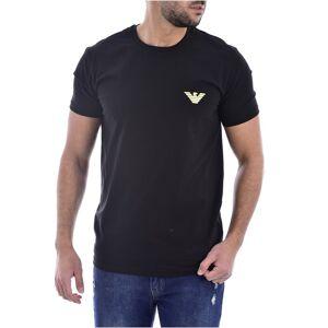 Giorgio Armani Emporio armani Tee Shirt Stretch Logo Printé Dos  -  Emporio Armani