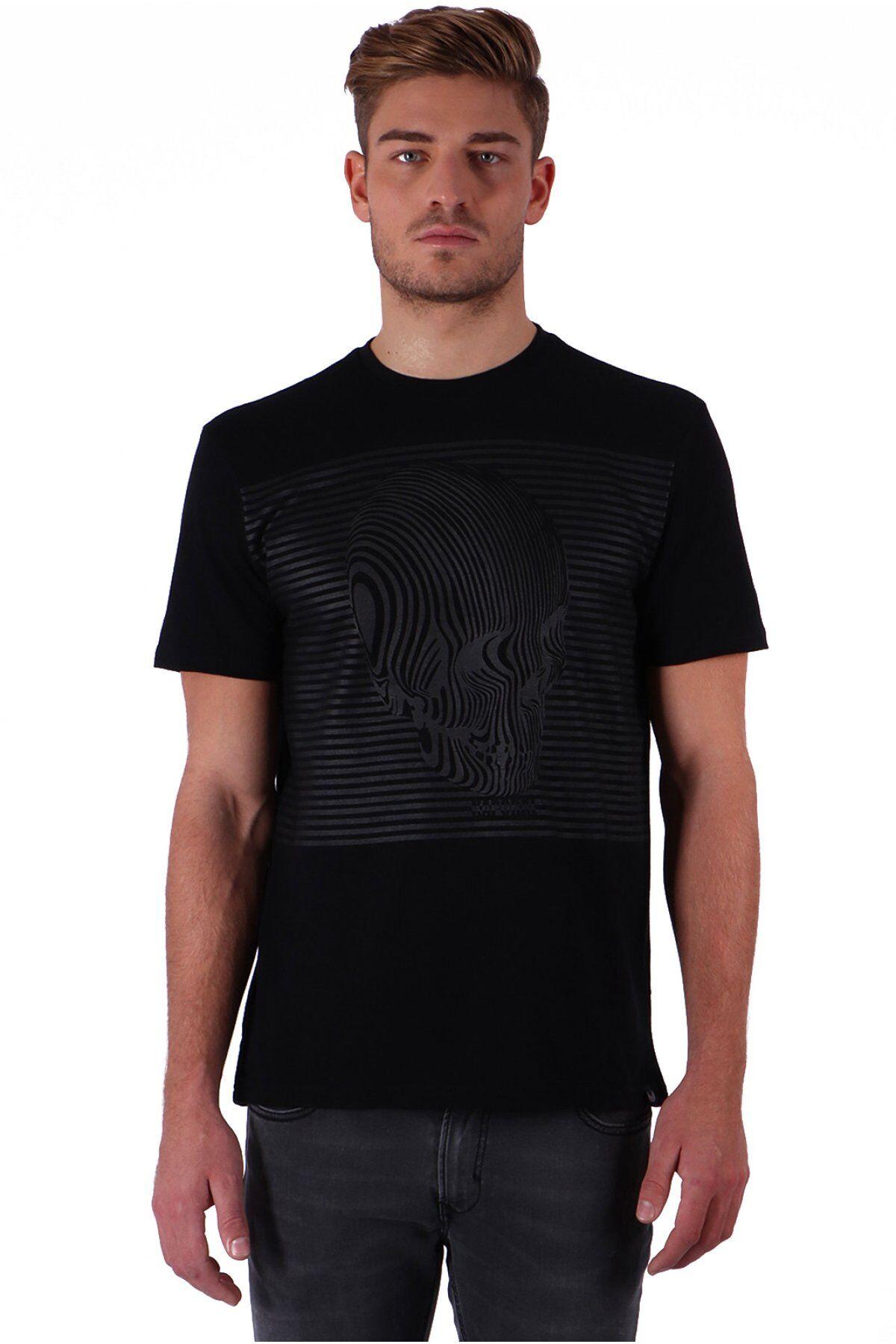 Kaporal Tee Shirt Coton Printé Nixon  -  Kaporal