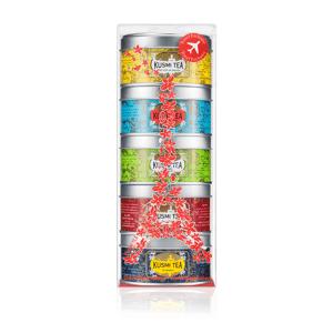 KUSMI TEA Assortiment Miniatures - Travel Best Sellers Kusmi Tea