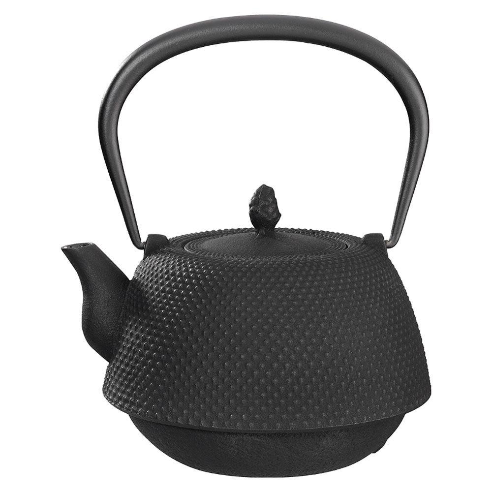 KUSMI TEA Théière fonte 0,95L Nanbu noire
