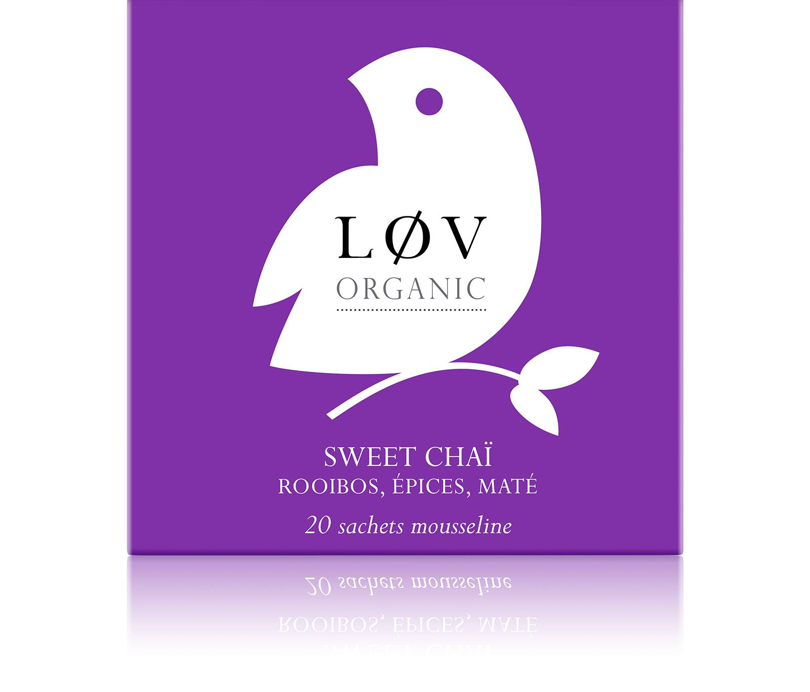KUSMI TEA Sweet Chaï