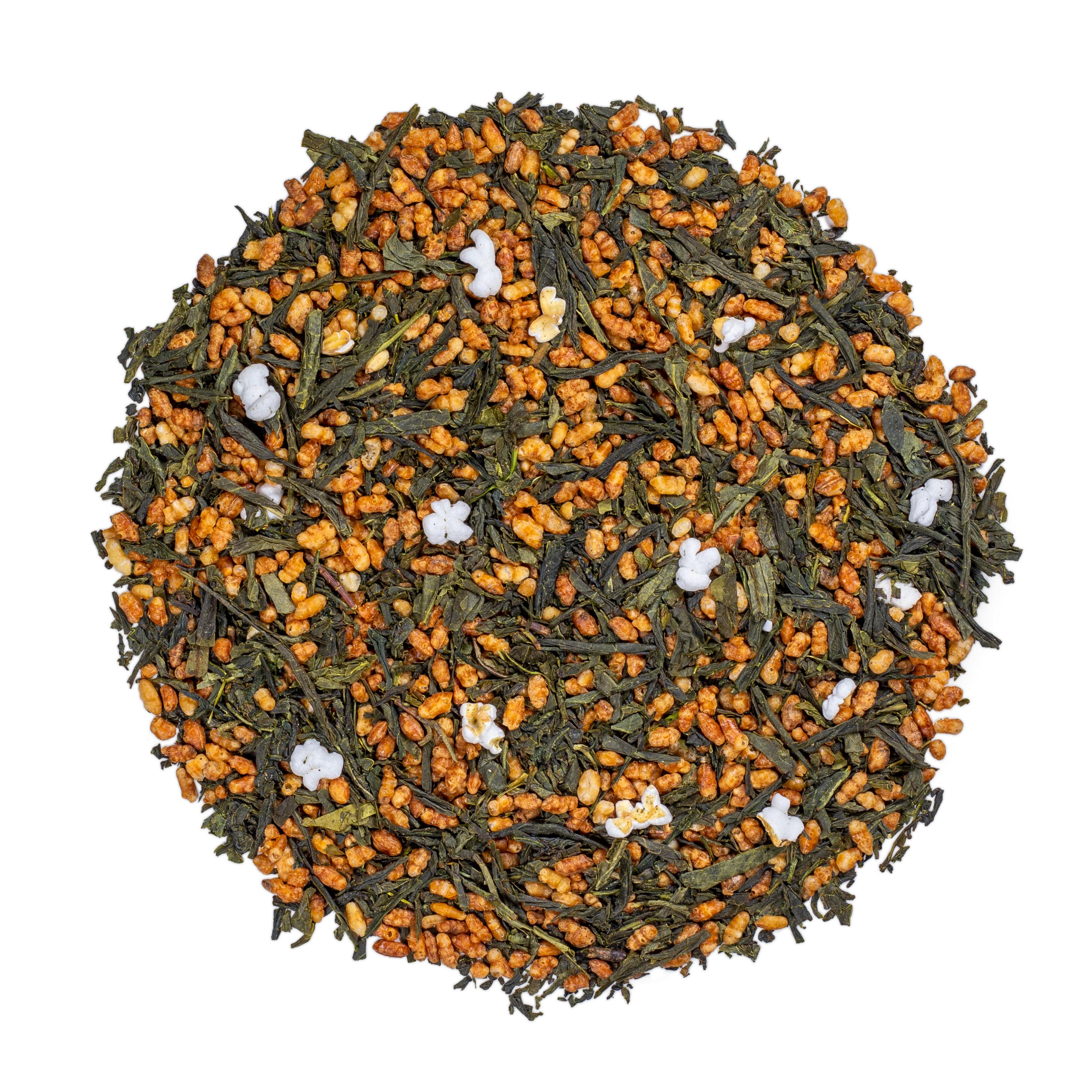 KUSMI TEA Genmaicha Thé vert  Kusmi Tea