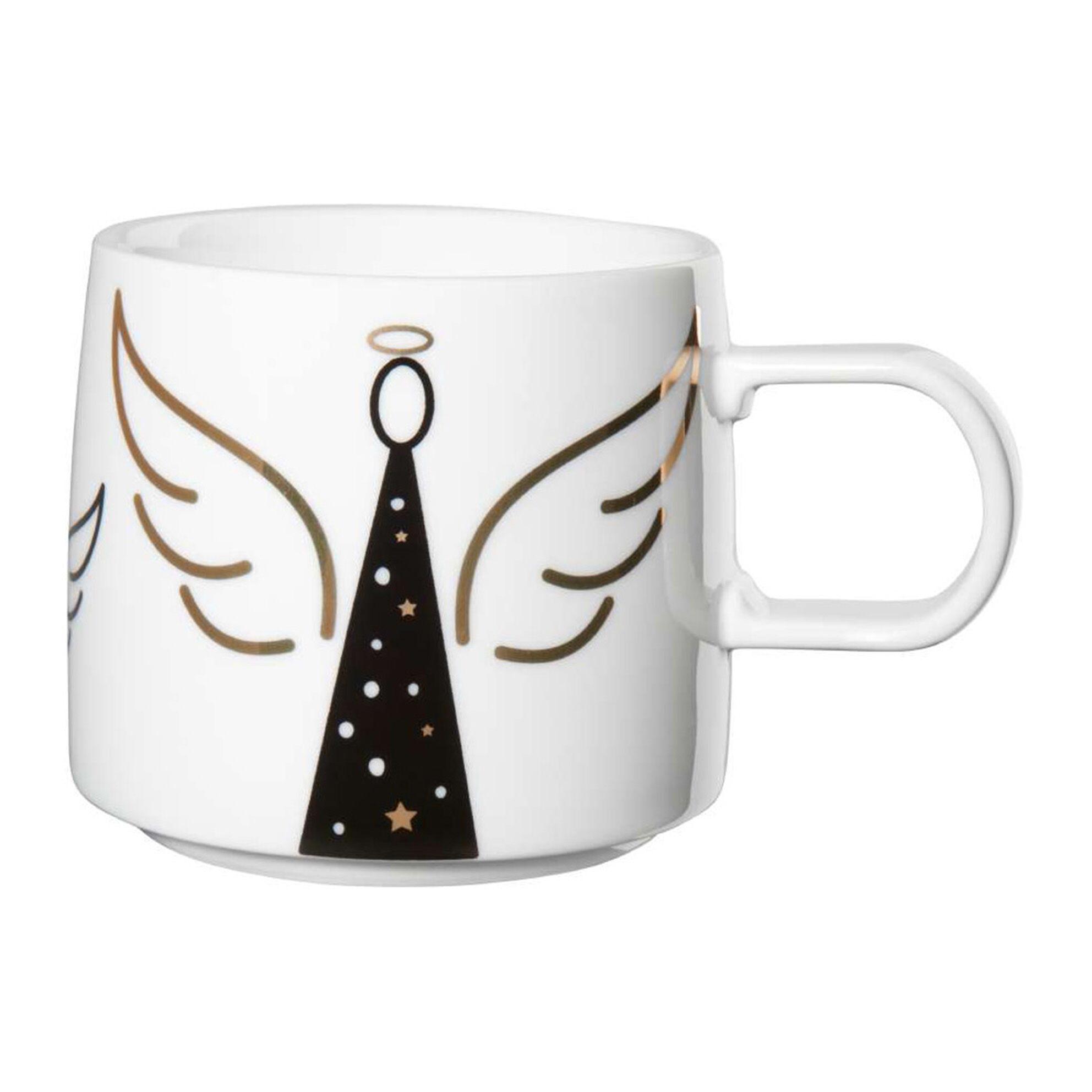 KUSMI TEA Mug 35Cl Ange en porcelaine