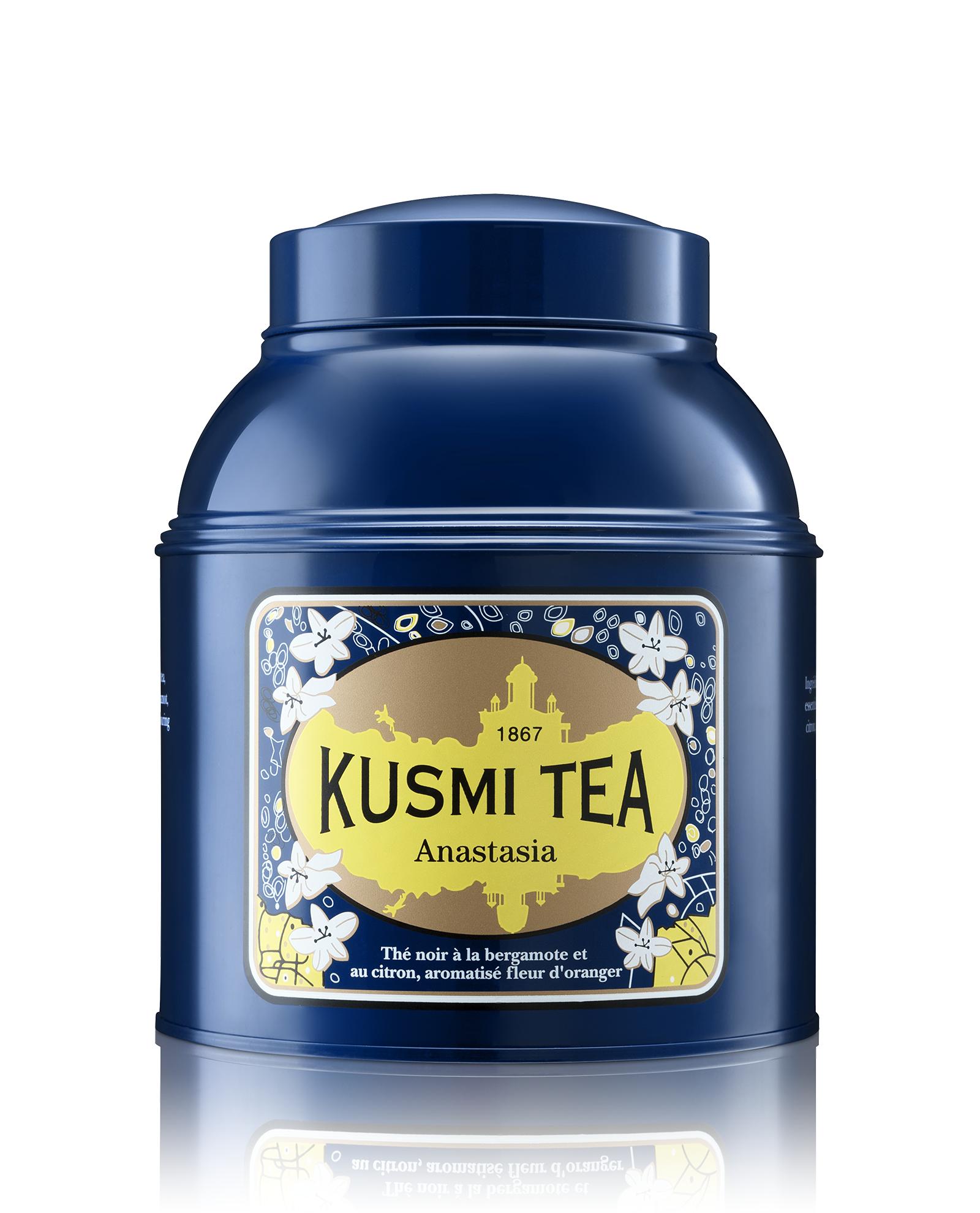 KUSMI TEA Anastasia  Thé noir  Kusmi Tea