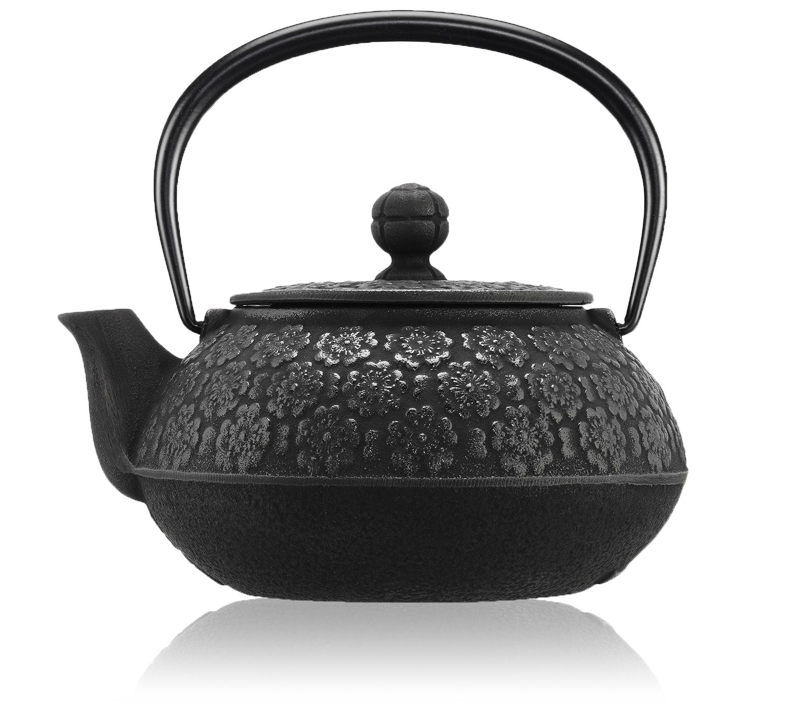 KUSMI TEA Théière fonte 0,55L Sakura