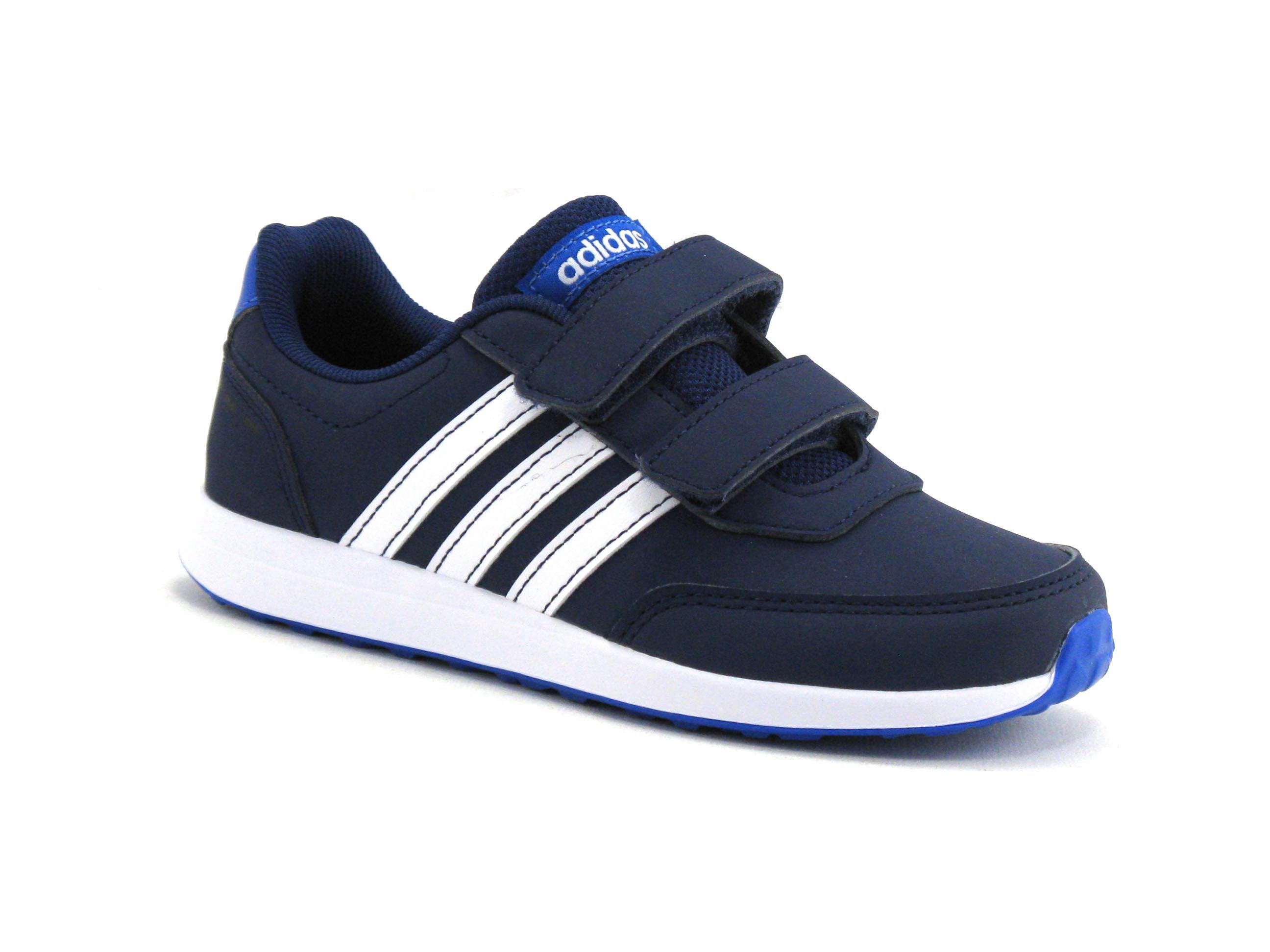 Adidas Basket Enfant Adidas - Bleu - Point. 28,29,30,31,32,33,34,35