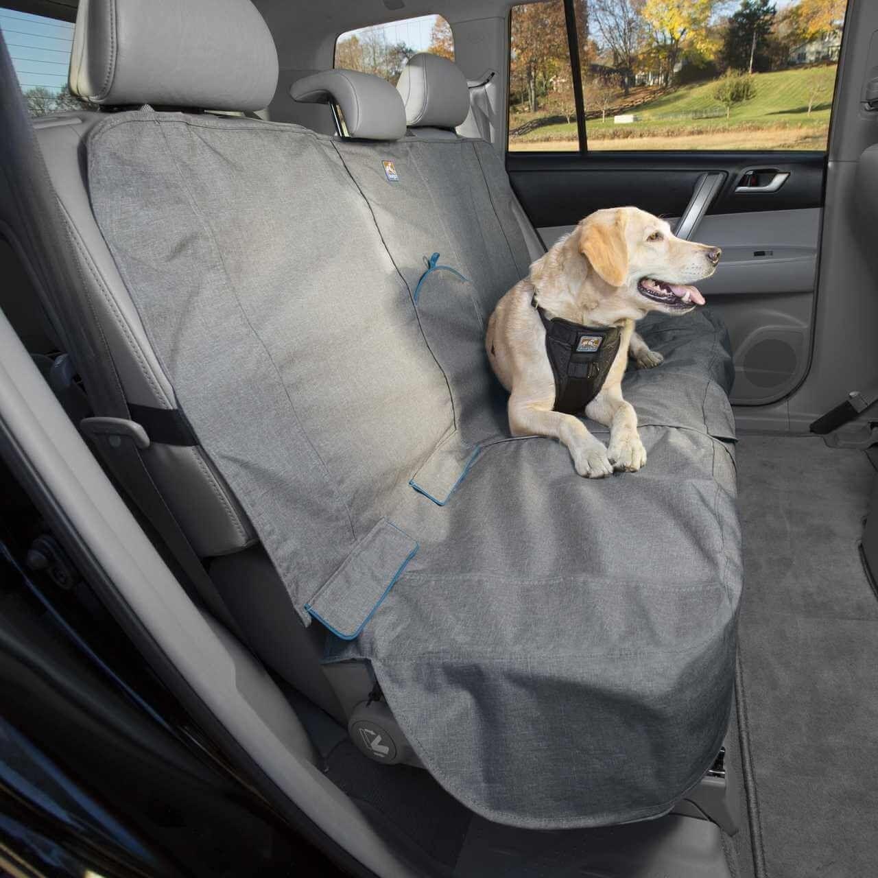 Kurgo Heather Bench protège siège arrière pour voiture